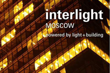 Interlight Moscow Powered by light building 2017